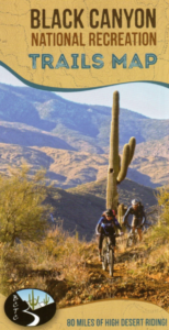 Purchase the new Black Canyon Trail Map!